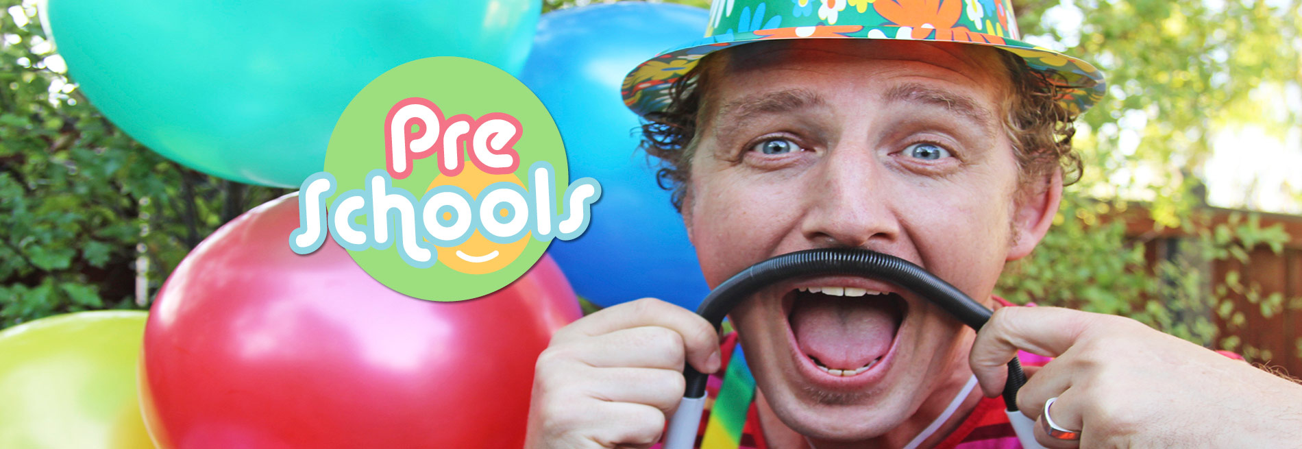 Melbourne Madness Pre Schools Entertainment