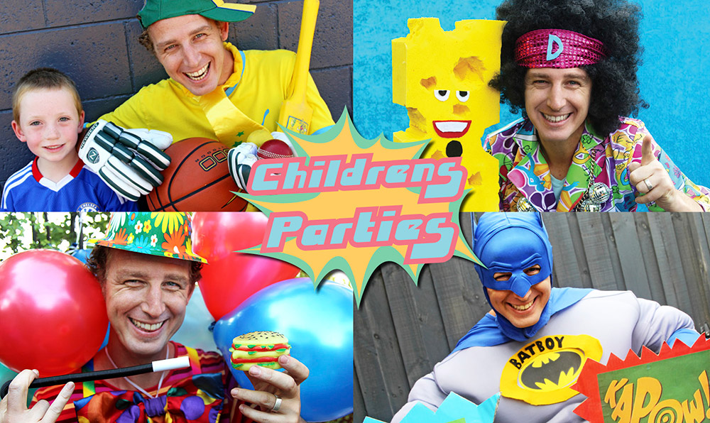 Childrens parties