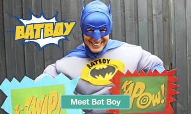 Meet batboy