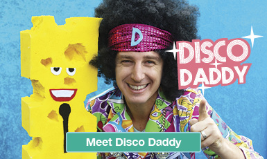 Meet Disco Daddy